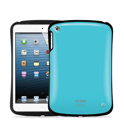 iOttie Macaron Protective Case Cover for iPad mini (Sky Blue)