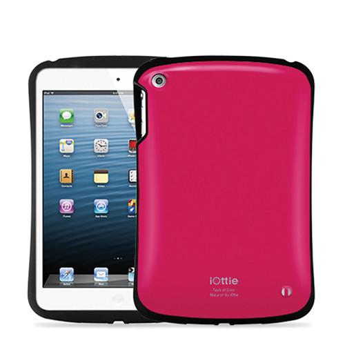 iOttie Macaron Protective Case Cover for iPad mini (Magenta)