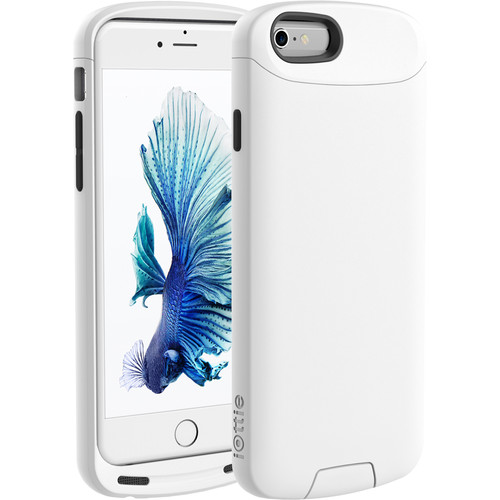 iOttie iON Qi Wireless Charging Case for iPhone 6/6s (Matte White)