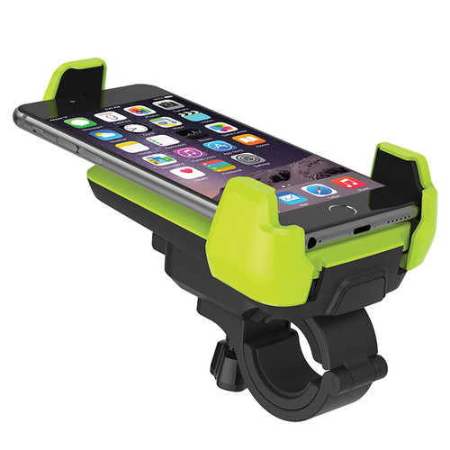 iOttie Active Edge Bike and Bar Smartphone Mount (Electric Lime)
