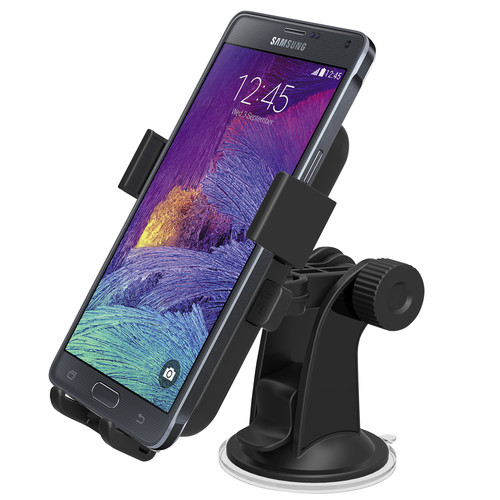iOttie Easy One Touch XL Car Mount Holder for iPhone 6/6 Plus/Galaxy S5/S4/Note3/Note 2