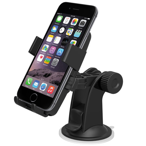 iOttie Easy One Touch Universal Car Mount Holder for Smartphones