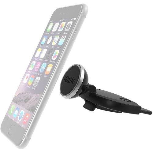 iOttie iTap Magnetic Vehicle CD Slot Smartphone Mount