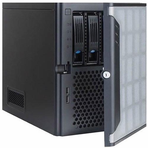 IPConfigure Orchid VMS 6-Camera License and Workstation with Intel i5 Processor and 4TB HDD