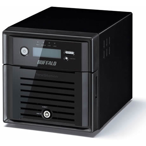 IPConfigure Orchid VMS 8-Camera License and Buffalo TeraStation 5200 Server and 4TB HDD