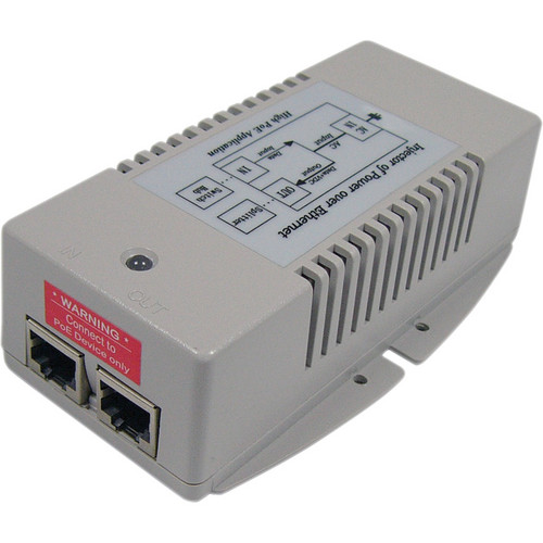 IPX IPX-POE-HW 35W High-Powered PoE Injector