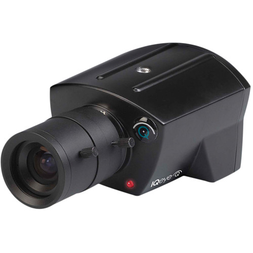IQinVision IQ031SI-NL 3 Series H.264 HD720p Camera with Wall / Ceiling Mount