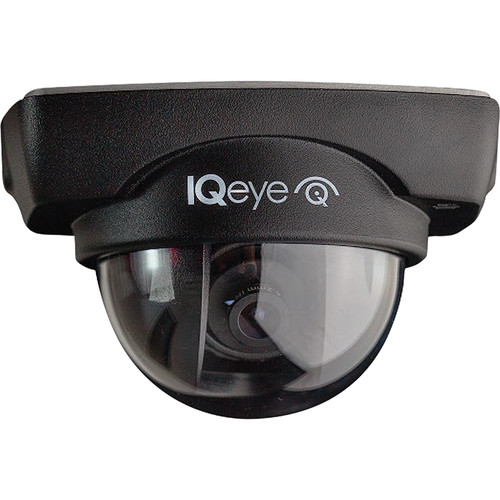 IQinVision IQeye Alliance-mini Day/Night 3.1 MP WDR Vandal-Resistant Indoor IP Dome Camera with 2.5mm Lens