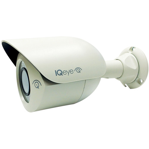 IQinVision R5 Series IQR51NR 720p Indoor/Outdoor Day/Night Bullet Camera with 3.6mm Wide Angle Lens