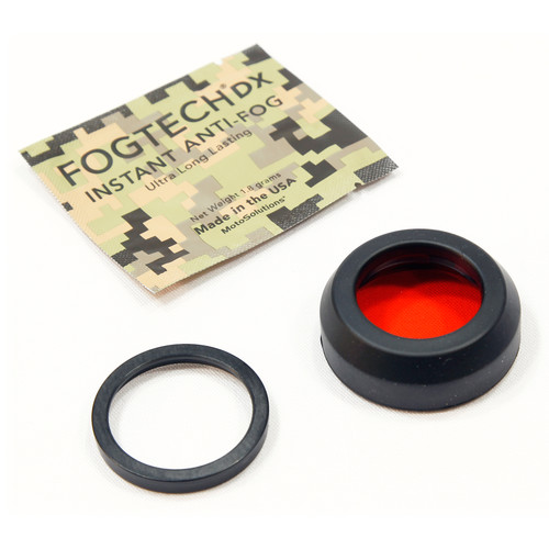IR DEFENSE Wilcox Amber Backlight Reduction Filter for IR Patrol and IR Hunter