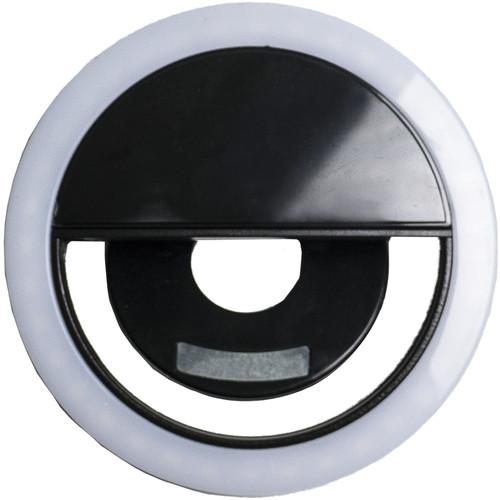 iRing iSelfie Smartphone LED Camera Light (Black)