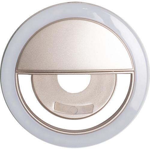 iRing iSelfie Smartphone LED Camera Light (Gold)