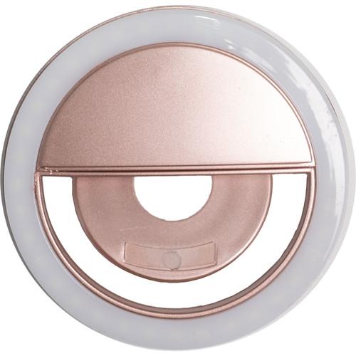 iRing iSelfie Smartphone LED Camera Light (Rose Gold)