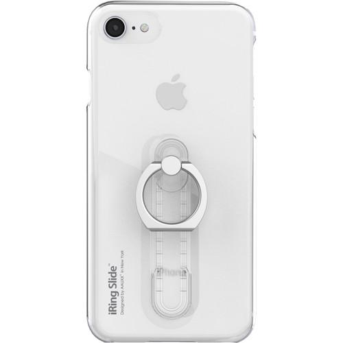 iRing Iring Slide Phone Case - Model iPhone 8 (Clear)