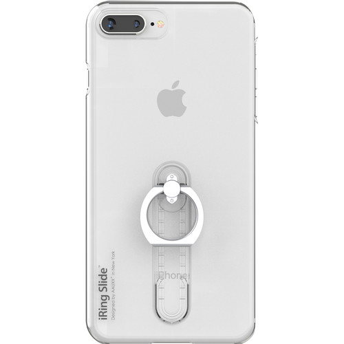 iRing Slide Case for iPhone 8 Plus (Clear)