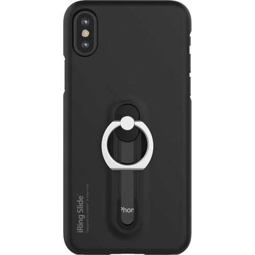 iRing Slide Case for iPhone X/Xs (Black)