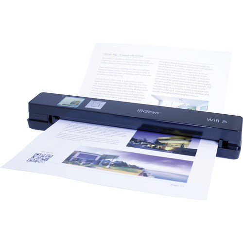 IRIS IRIScan Anywhere 3 Wi-Fi Portable Scanner