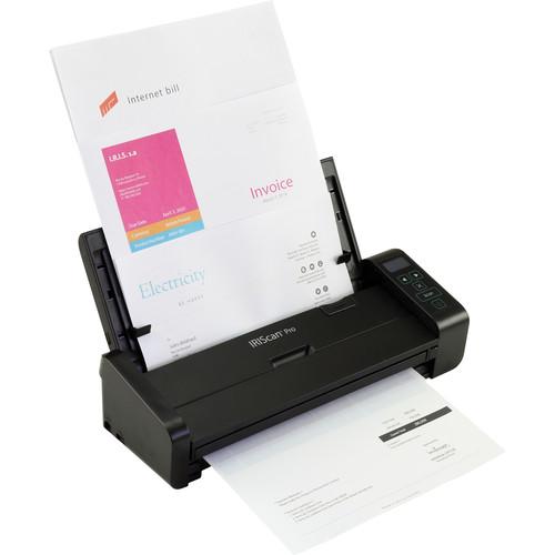 IRIS IRIScan Pro 5 Invoice Duplex Desktop Scanner