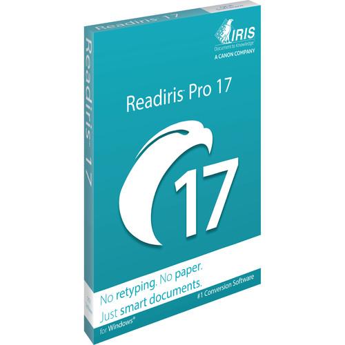IRIS Readiris Pro 17 Windows Download