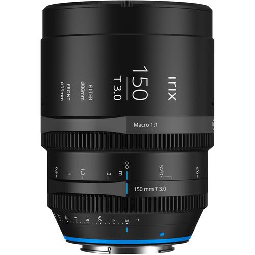 IRIX 150mm T3.0 Macro 1:1 Cine Lens (Canon EF, Feet)