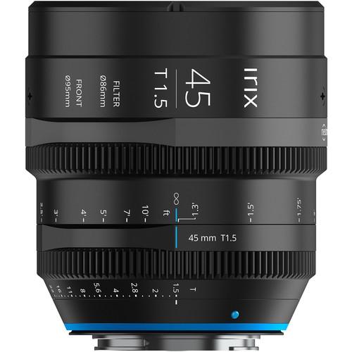 IRIX 45mm T1.5 Cine Lens (Micro Four Thirds, Feet)