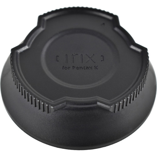 IRIX Rear Cap for Pentax K-Mount Lenses