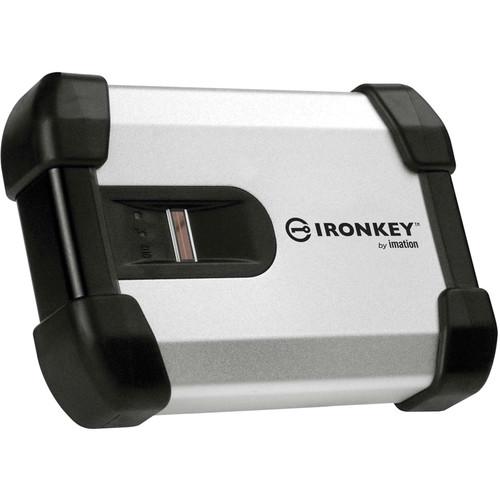 IronKey 1TB H200 External Biometric Hard Drive