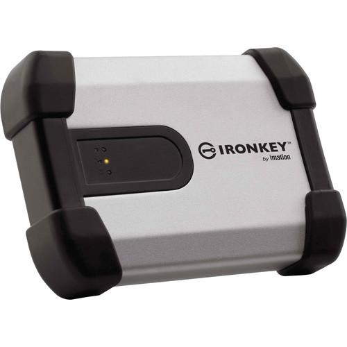 IronKey 500GB H100 External Hard Drive