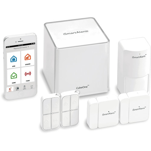 iSmartAlarm Preferred Package Home Security System (U.S. Only)