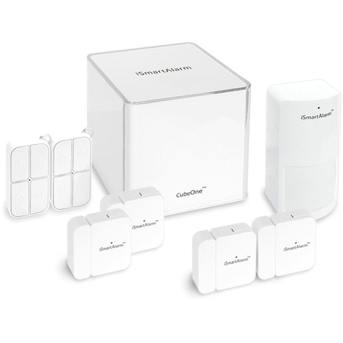 iSmartAlarm Deluxe Package Home Security System