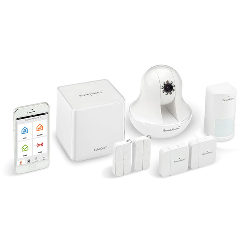 iSmartAlarm Premium Package Home Security System (USA Only)