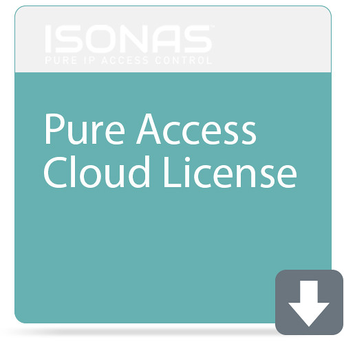 Isonas Pure Access Cloud (1 to 5-Devices)