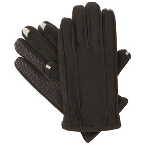 Isotoner smarTouch 2.0 Touchscreen Gloves for Men (Large)