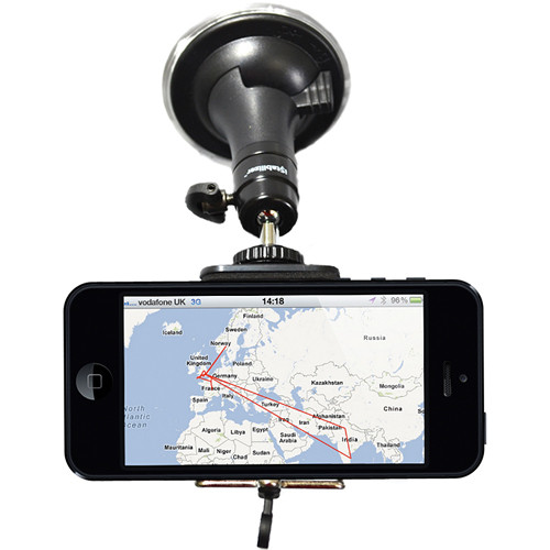 iStabilizer Windshield Glass Mount for Mobile Devices