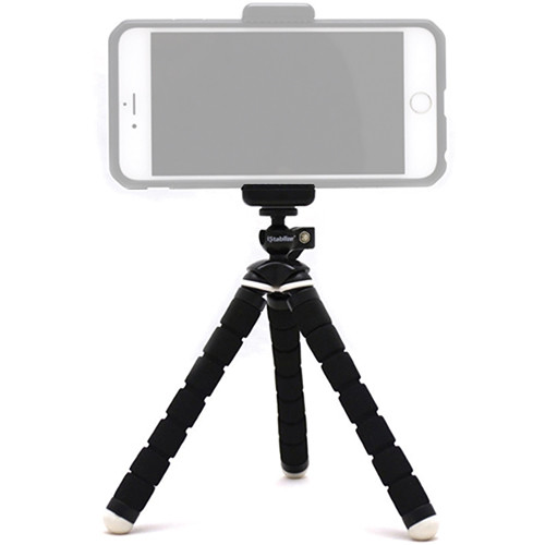 iStabilizer smartFlex Flexible Leg Tripod with Smartphone Adapter