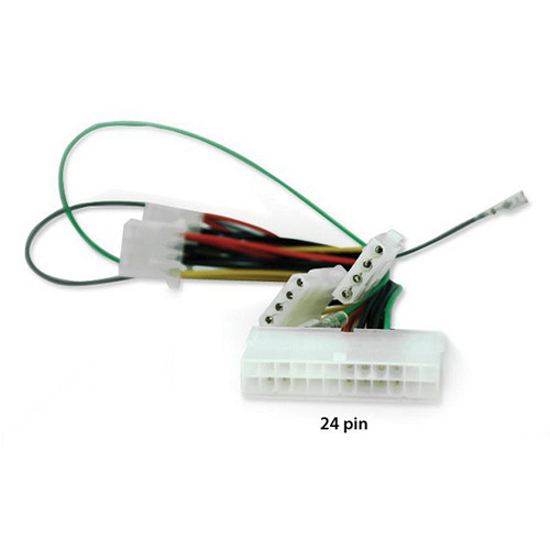 iStarUSA 24-Pin to 4 Molex Adapter for RAID Storage