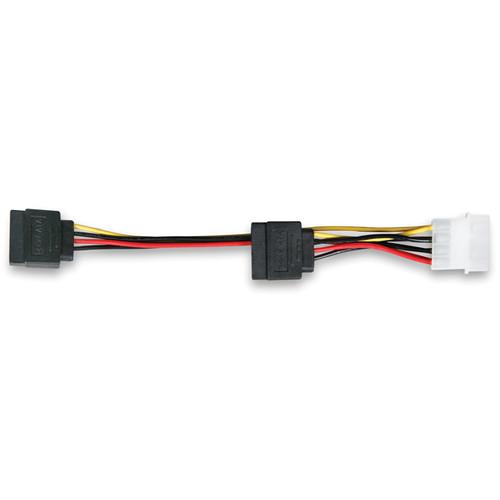 iStarUSA Molex to Dual SATA Splitter Y-Cable