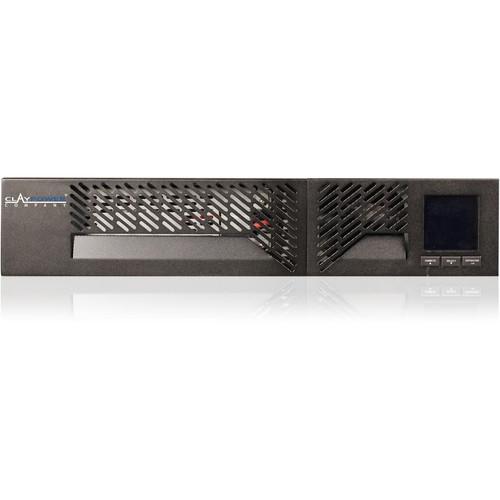 iStarUSA Double Online Conversion Rack/Tower UPS (1000VA/900W)