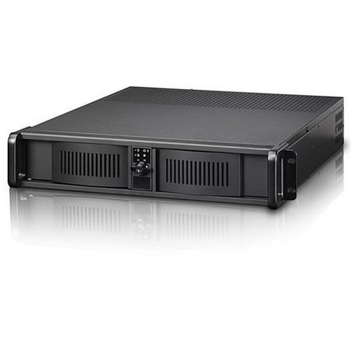 iStarUSA D-200L 2 RU High-Performance Rackmount Chassis with IX-600S2UPD8 600W Power Supply