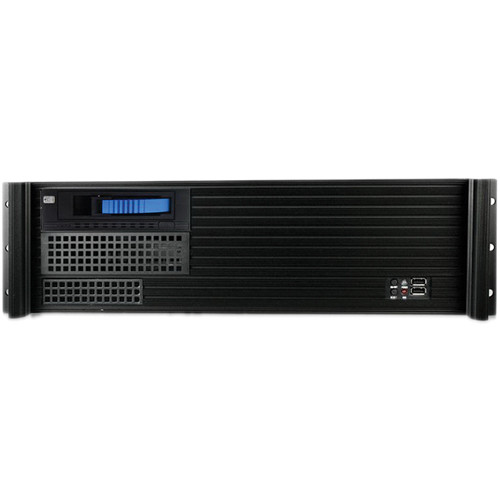 iStarUSA D-313SE-MATX 3U Compact Rackmount Chassis