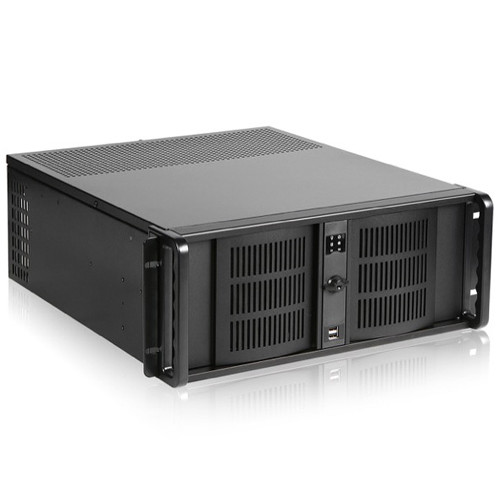 iStarUSA D-406 4 RU Compact Rackmount Chassis with 500W Power Supply