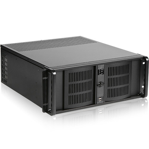 iStarUSA D-406 4 RU Compact Rackmount Chassis with 550W Power Supply