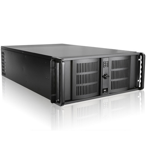 iStarUSA D-407L 4 RU High-Performance Rackmount Chassis with 500W Power Supply