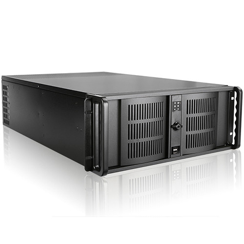 iStarUSA D-407L 4 RU High-Performance Rackmount Chassis with 550W Power Supply