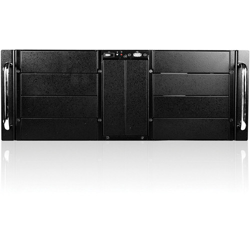 iStarUSA D-410 4U 10-Bay Stylish Storage Server Rackmount Chassis