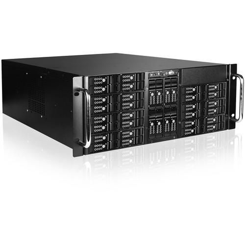 "iStarUSA 36-Bay Hotswap 2.5"" HDD SSD Storage Server (4 RU)"