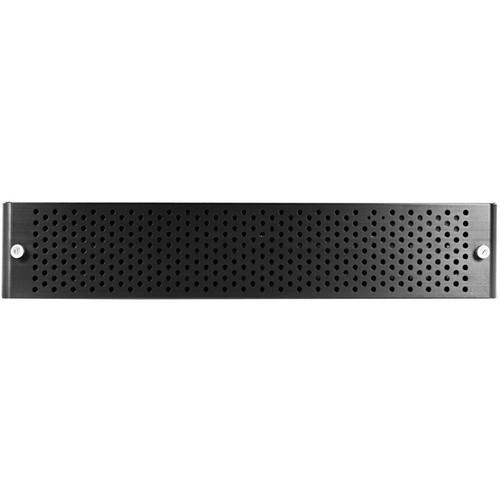 iStarUSA 2U 12-Bay SAS/SATA 750W PSU Multi-Lane JBOD Storage Chassis (Black)