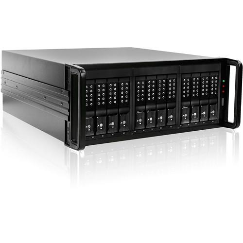 iStarUSA DAGE412U40DE-3MS 12-Bay Mini-SAS RAID Enclosure (Black)