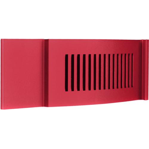 iStarUSA D-200 Front Bezel Door (2 RU, Red)