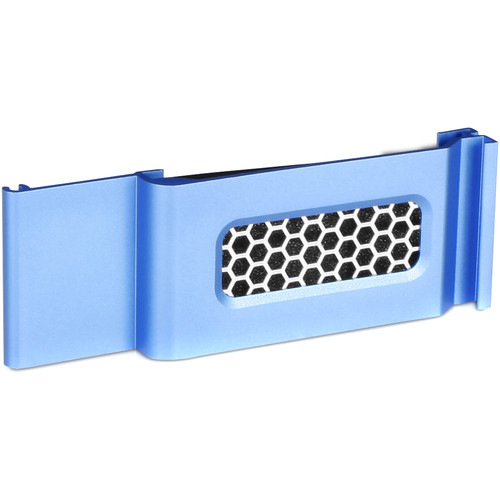 iStarUSA SE Series Bezel for 2 RU D-Storm Chassis (Blue)